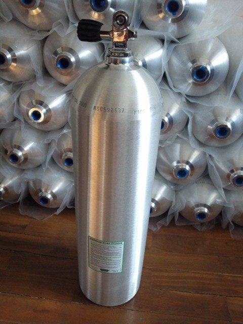 US imports CATALINA 12L scuba cylinder aluminum bottle diving equipment / Diving Products(China (Mainland))