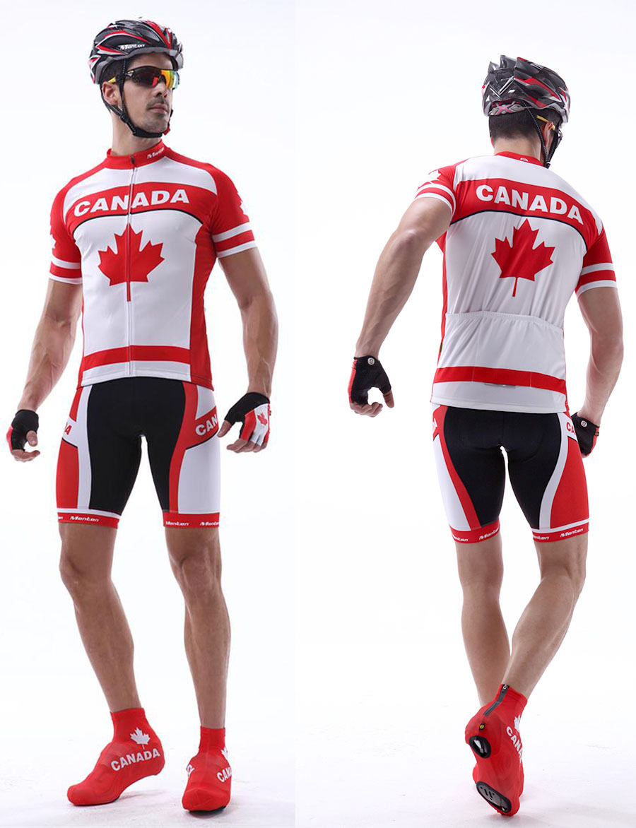 Bike Canada Shirts Canada Choose Pro Cycling
