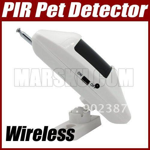 Wireless Pet Immune Infra Red PIR Motion Detector sensor 315MHz /433mhz 10M #3139(China (Mainland))