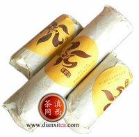 Yunnan Puer tea Pu er Tea Pu-erh tea*2008*GuanZiZai Bamboo*Mount YiWu*Raw*400g