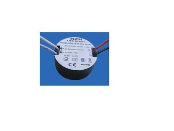 LED constant current driver;AC100V-260V input,3-6*1W/350ma output;CE ROHS approved