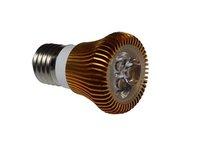 E27 high power led bulb;3*1W;270-330LM;5800-6300K;size:50mm*74mmc;cool white