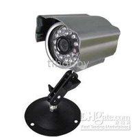 1/4'' Sharp CCD 24 IR LED Weatherproof and Dustproof Camera S-3002F2