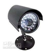 1/4'' Sharp CCD 24 IR LED Weatherproof and Dustproof Color Camera S-2004I