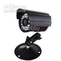 1/4'' Sharp CCD 24 IR LED Weatherproof and Dustproof Color Camera S-1001II