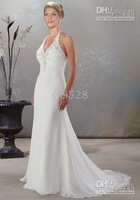 Custom-MadeNew style Sexy Bride Wedding Dresses Spaghetti Wedding Dresses All size 045