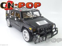 1:7 hummer car RC buggy fast electric radio remote control off-road car toy Free shipping