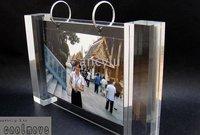 clear acrylic photo frame,Calendar,atransparent photo frame, Acrylic photo frame,oem acrylic