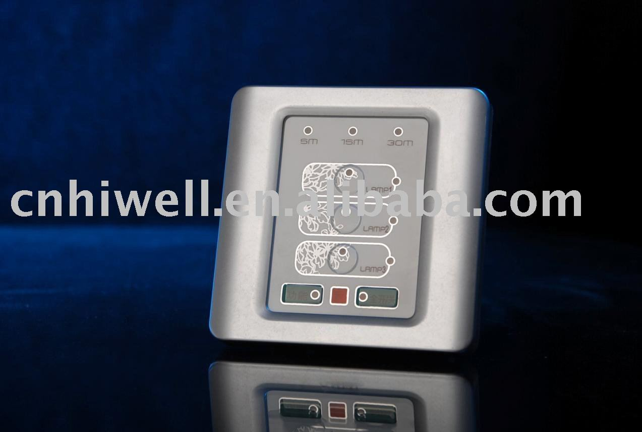 remote control lighting switch (silver), 100% quality products, good sales.(China (Mainland))