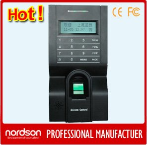 Access Controller Fingerprint Time Attendance - Built-in Card reader(China (Mainland))