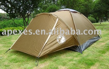 Clearance Sale New 3 persons Camping Tent Wholesale/Retail