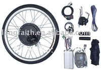 48V 1000W Front Wheel e-bike,e-bicycle,ebike,electric bicycle,electric bike conversion kits with brushless gearless hub motor