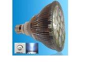 Dimmable led PAR38 Spotlight;with triac dimmer;E26/E27 Base;12*1W;Bridgelux Chip;CCT:2800K,4500K,6500K;800lm