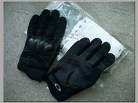 FACTORY PILOT GLOVE w/ Leather Palm(black)