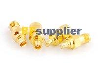 SMA-MCX RF Adapter Kit SMA to MCX 4 type free shipping
