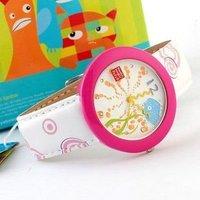wholesale watches hot sell/Free shipp Wrist Watch Naughty pets No 23 Fashion 2010 spring