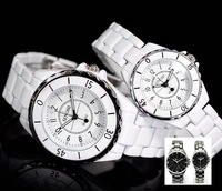 Fashion his and hers watches/couple watches + free shipping