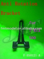 F00324  F-H50121-A Anti Rotation Bracket for  TREX Trex 500 Rc Helicopter  + Free shipping