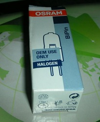 High quality OSRAM 12V G4 Bulbs G4 light G4 lamps Halogen BiPin China(China (Mainland))
