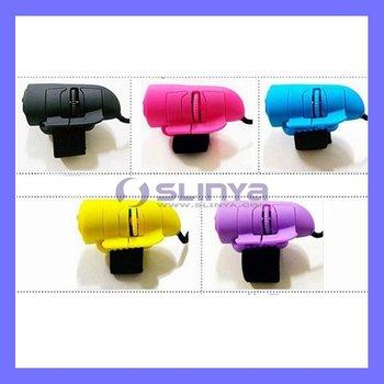 Multicolor Finger Mini Novelty Optical Mouse