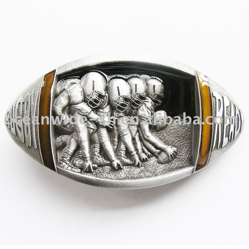 BELT BUCKLE (AMERICAN FOOTBALL GAME)(China (Mainland))
