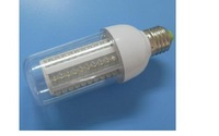 led corn light;E27 base;60pcs 5mm led;5500-6000K,cold white