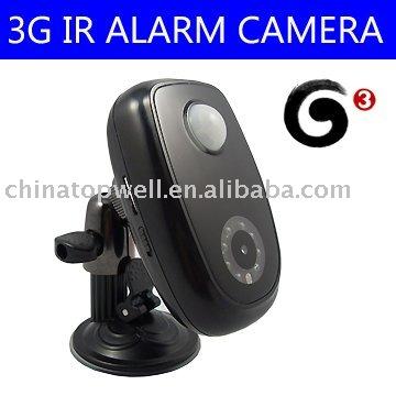 2.0 Mega HD 3G WCDMA Wireless Surveillance Video Camera(China (Mainland))