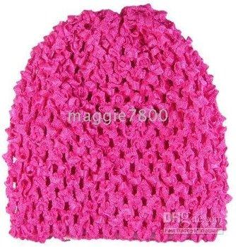 Waffle Crochet CAP baby cap- many colour 128