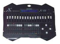 DMX controller;X 512A;512 channels