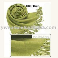 Muslim turban Women's Pashmina Acrylic scarf Wrap Shawl scarves New 40 Colors 204131 Free Shipping