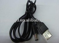 5.5mm USB DC Cable Wholesale 500pcs/lot + Free Shipping