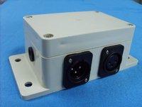 DMX signal amplifier;DC5V/12V/18V/24V input optional