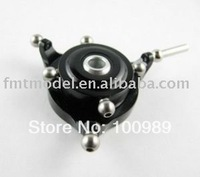 F00277,    F-H45026 CCPM Metal Swashplate For T-REX 450 PRO Rc Helicopter + Free shipping