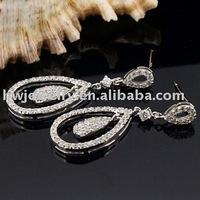 20285 925 sterling silver earring