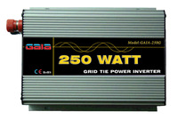 250W solar grid tie power inverter DC10.8V-30V to AC 100V 110v 120v 220v 230v 240v SWITCH