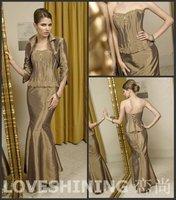 Top sale newest fashion desginer new mother dress MD0488