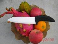 "wholesale White 6"" Blade Zirconia Ceramic Chef's Knife"