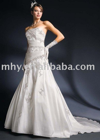 2010 new arrival suzhou wedding dress,bridal wedding gown,formal dresses,bride gown,wedding gown,custom made dress, WG--J832(China (Mainland))