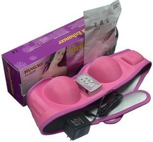 Magic massage bra & breast massager