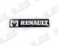 Renault  Aluminum adhesive Car logo  sticker\3d car logo sticker\Guaranteed 100%\Stereo feeling\customize\League\