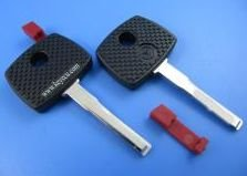 Mercedes can install chip key shell(new)(China (Mainland))