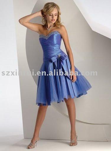vestido de noite, vestido de noite, vestido de noite romântica, linda vestido de noite, vestido de festa, vestido de noite, feito-ZBY109(China (Mainland))
