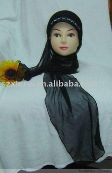 Islamic scarf,oblong scarf