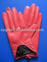 Fashion glove leather glove