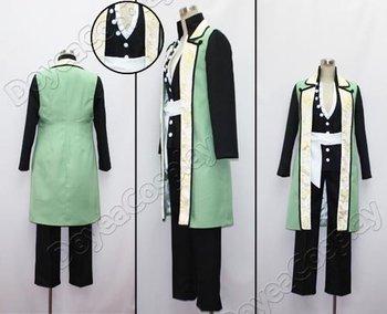 Hakuouki Shinsengumi Kitan  Nagakura Shinpachi  Couture set  Cosplay Costume
