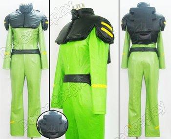 Mobile Suit Gundam SEED  Elsman  uniform  Cosplay Costume wholesale detail