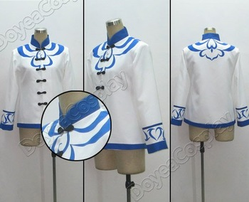 Touka Gettan  School Men's Uniform Jacket Cosplay Costume  01