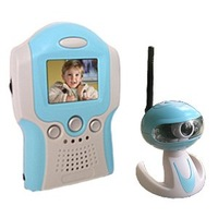 New 1.8 inch TFT LCD Wireless Palm Baby Monitor