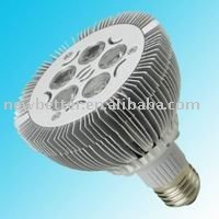 Free shipping PAR30 5x1W led lighting CE, RoHs,Edison led