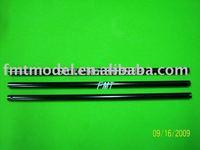 F00218-3  3pcs Black Aluminum Tail boom for ALIGN TREX T-REX 450 V2 SPORT PRO F-H45037-01 Rc Heli+ Free shipping